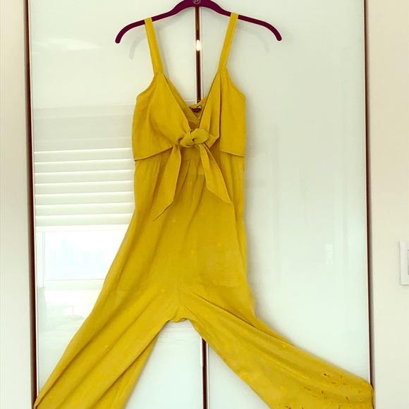 Zara Pants - New with tags!  Zara jumpsuit.